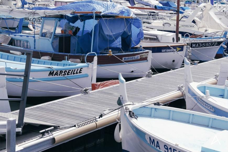 Marseille et son Vieux-Port
