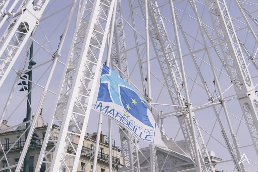 La Grande-Roue de Marseille