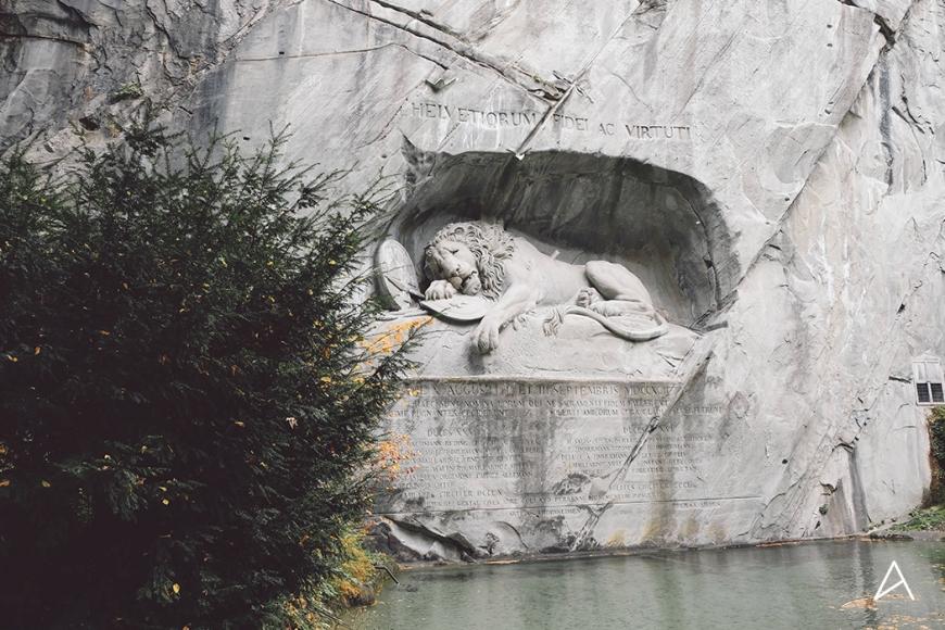 Lucerne_Lion