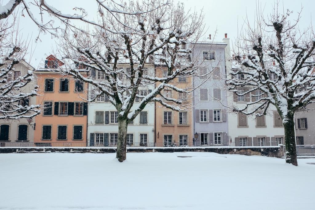Lausanne_Hiver_Neige_Cite_20