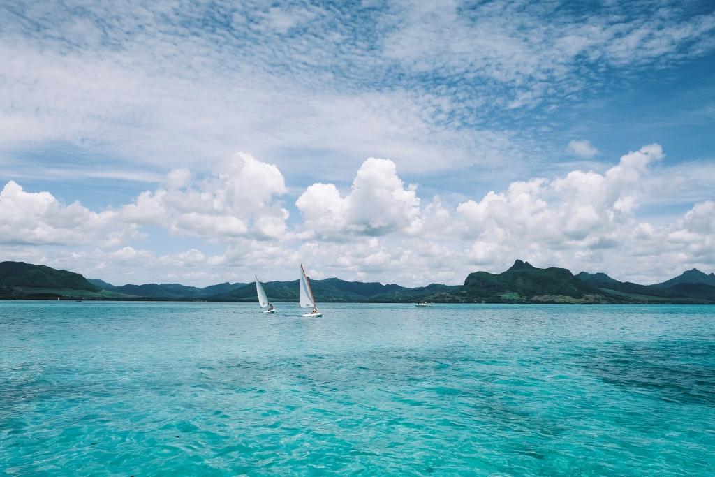 Île Maurice - Lagon de l'Ile Maurice