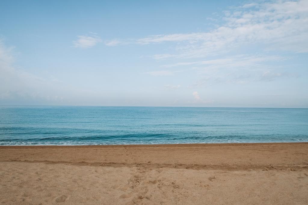 Bienvenue sur la plage de Costa Navarino