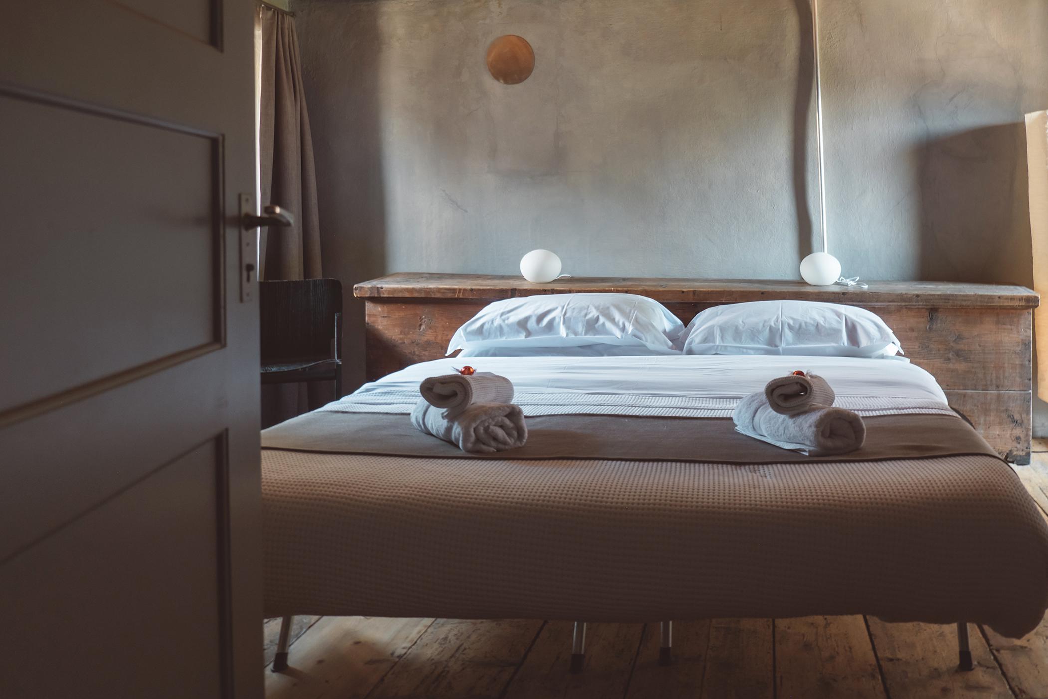 Chambre de la Guesthouse Do-Minus