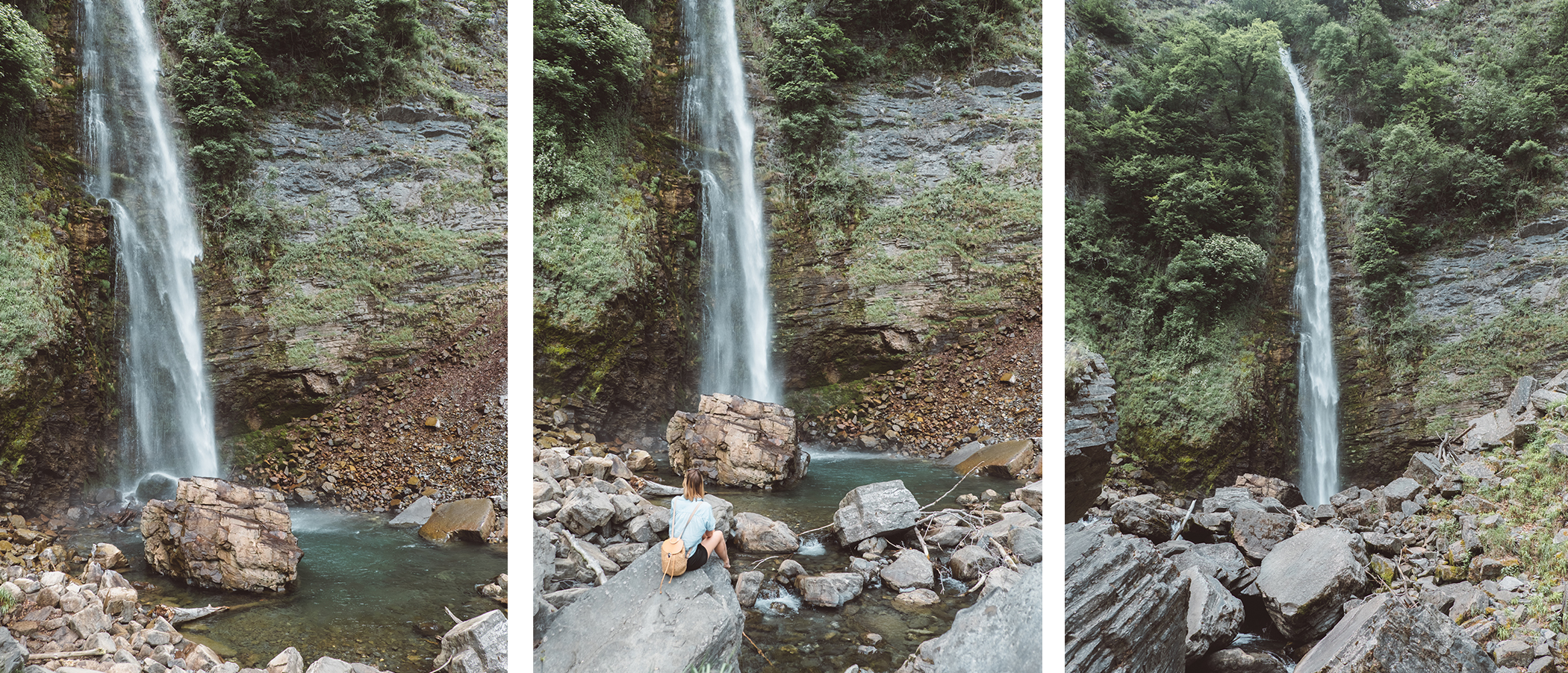 La cascade del Botte