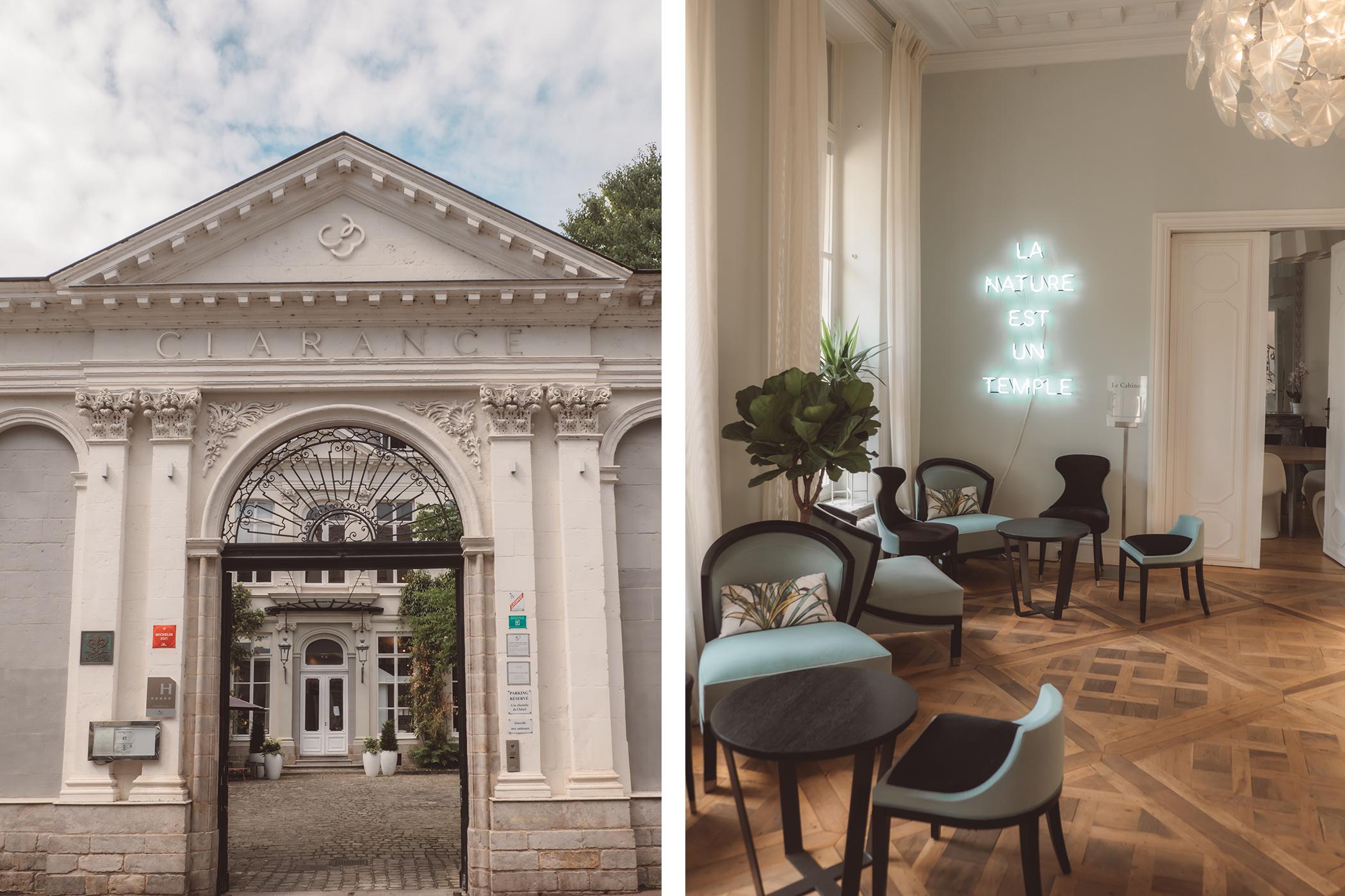 Le Relais & Château Clarance Hotel